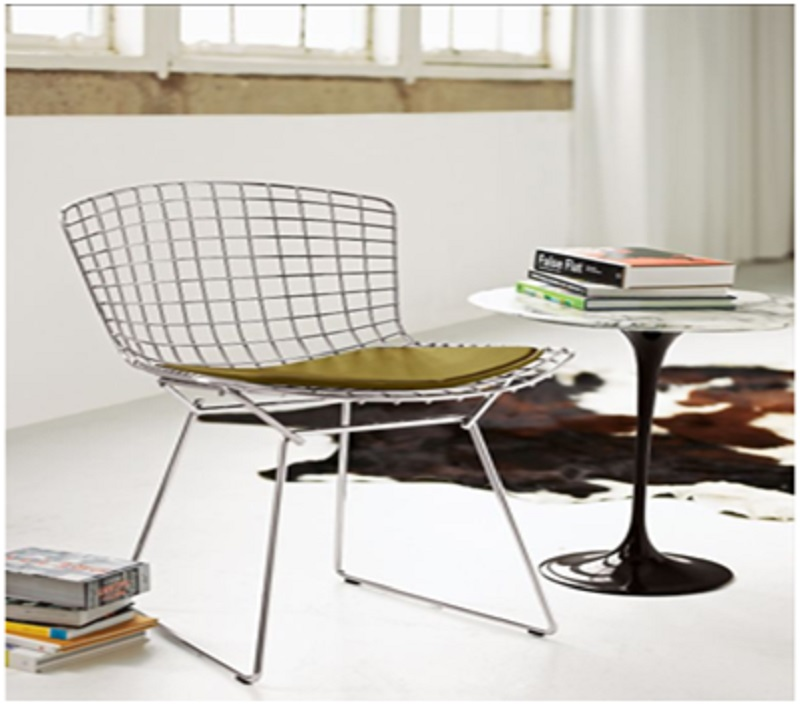 5 Bertoia Chair Layout Ideas that will Boost the Beauty of your Home