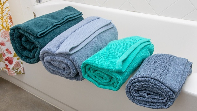 How to keep the towels soft?