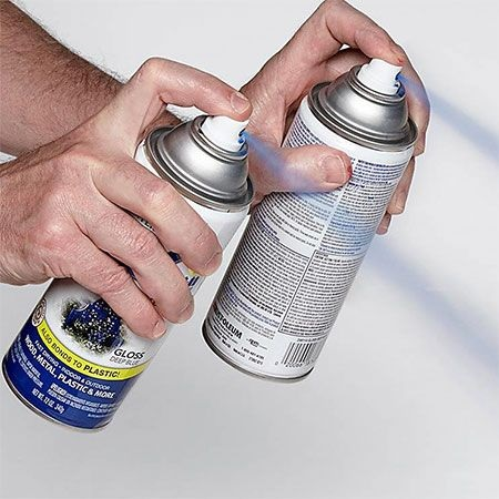Most commonly asked queries regarding spray-paint