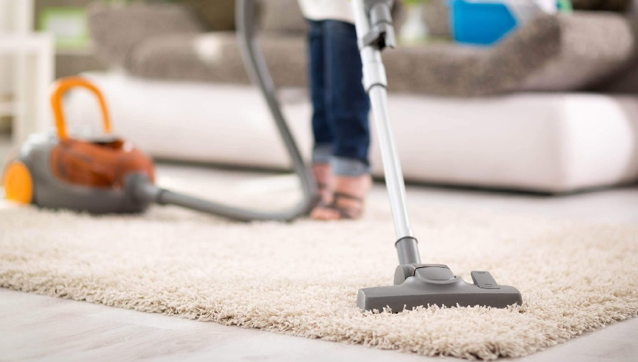 Why is steam cleaning recommended for your carpet?