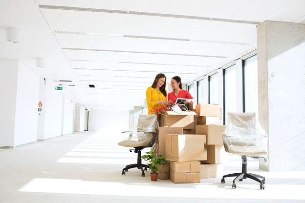 Relocating Office Furniture without Damage